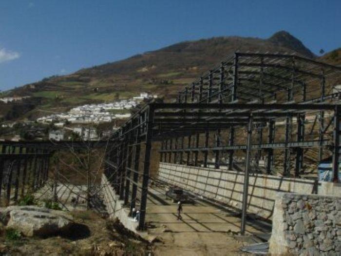 石缸河錫鎢選礦廠